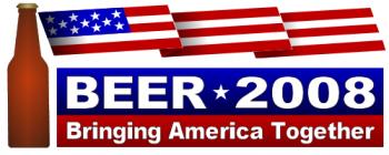 Beer For President 2008